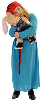 Snow White SLEEPY DWARF Fancy Dress Outfit ALL AGES