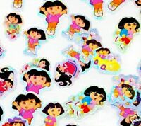 New one Pack of 100 mini stickers  Dora the Explorer