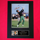 SEVE BALLESTEROS Golf Signed Autograph Mounted Photo Repro A4 Print 53