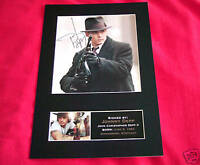 JOHNNY DEPP Signed Autograph Mounted Photo Repro A4 Print 6