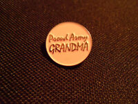 Proud Army Grandma brooch pin, Military, Family, Pride