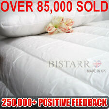DUVET - SINGLE, DOUBLE, KING SIZE / 4.5, 10.5, 13.5, 15 TOG, BED QUILT BEDDING
