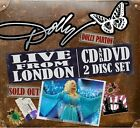 DOLLY PARTON LIVE FROM LONDON DELUXE CD DVD EDITION NEW & SEALED