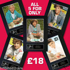 ONE DIRECTION SPECIAL OFFER All 5 For only £18 Autograph Mounted Photo PRINTS