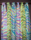 Wholesale Lot 6 Retro Chiffon Scarves