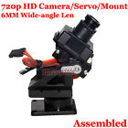 720P HD High Definition Camera PTZ Kit For Aeroplane Heli Multicopter FPV System