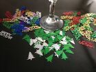 2x Bags Merry Christmas New Year Party Table Decoration Sprinkles Foil Confetti
