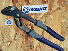 Kobalt 10 Inch Groove Joint Pliers or Channel Locks - New
