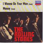 """ROLLING STONES I Wanna Be Your Man & Money PICTURE SLEEVE 7"""" 45 record NEW"""