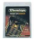 JIM DUNLOP - Trigger Clamp Style Mandolin Capo *NEW* spring action grip, Black
