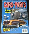 Cars & Parts May 1998-'58 Bonneville Tri Power,'49 Chrysler Town & Country