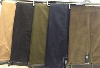 MENS CORD CORDUROY TROUSERS PANTS SMART CASUALSIZE 32''-48'' 5 COLS 29 & 31 Leg