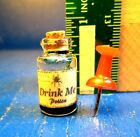 Miniature Potion Drink Me Dollhouse LB159-14