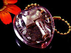 """Free Shipping Play """"Castle in the Sky"""" Tune Heart Shape Music Box (purple color)"""