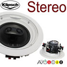 New Klipsch R-1650-CSM In-Ceiling/In-Wall STEREO Speaker (Single, White)