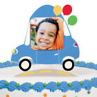 Wilton 'Wheels' Photo Cake Topper - car theme cake topper