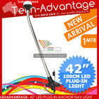 12V 105CM ALL ROUND RIDING LED PLUG-IN ANCHOR NAVIGATION BOAT/YACHT/MARINE LIGHT