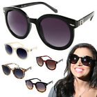 Womens DG Fashion Round Lens Sunglasses Celebrity Designer Style Shades