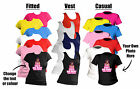 Hen Night Photograph Personalised Custom T Shirt FREE NAMES PRINTED ON BACK