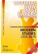 Modern Studies Standard Grade (G/C) SQA Past Papers: 2010 by SQA (Paperback,...