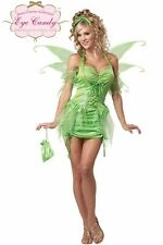 Brand New Sexy Tinkerbell Fairy Adult Costume