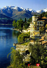 "BLUE CASTLE 1000 Piece Jigsaw puzzles ""Lake Como in St. Paul"" / BC531"