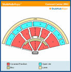 One Direction ticket, Mansfield 6/26/13