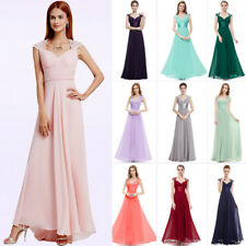 Ever Pretty 2015 Bridesmaid Evening Party Prom Formal Gown Dress 09672 US Seller