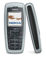 GREY NOKIA 2600 MOBILE PHONE - UNLOCKED / SIM FREE WITH A WARRANTY.