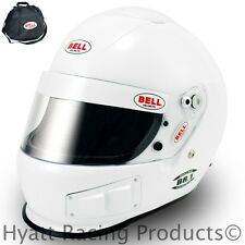 Bell BR.1 Auto Racing Helmet SA2010 - All Sizes & Colors (Free Bag)