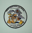 US NAVAL AIR STATION JACKSONVILE, FLORIDA MILITARY PATCH - DONALD DUCK