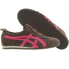 Asics Onitsuka Tiger Womens Mexico 66 (speckled brown / pink) D2H6N-6127