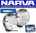 NARVA 71700 ULTIMA 225 DRIVING LIGHTS LAMPS COMBINATION WITH WIRING KIT 4WD 4X4