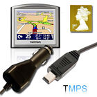 NEW In Car Charger for TOMTOM ONE V2 V3 XL GO 720 920 - 1.5 AMP STRAIGHT LEAD