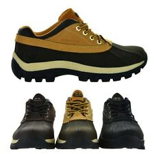 Free Shipping KINGSHOW MEN 7014 SNOW WATERPROOF LEATHER SHORT WORKING BOOTS SHOE