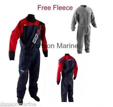 Brand New Gul Gamma Drysuit - Dry suit comes with free fleece