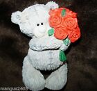 BOXED WITH ORIGINAL PAPERWORK FAB RARE ME TO YOU FIGURINE ROSES FLOWERS FOR YOU