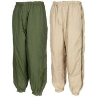 """NEW - Army Thermal Reversible Cold Weather Trousers - Size LARGE - 38-42"""" Waist"""