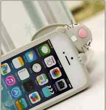 iphone 5s and 5 rabbit cover cases gifted silicon covers