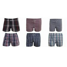 Deal International Boxershorts mit Karomix neu 3er Pack