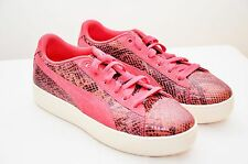 New PUMA Classic Extreme Animal Platform Sneakers Pink Women Size 7 7.5