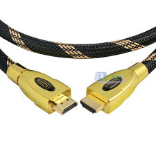 4k 2160P HDMI 2.0v Cable Gold Plated with Ethernet 3D for HDTV PS3 Ultra Speed