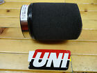 """UNI UNIVERSAL POD AIR FILTER FITS 57mm OR 2 1/4"""" CARB FLANGE FREE SHIPPING"""