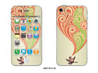 Bird in Sky Front & Back Vinyl Skin Sticker Cover Decal For Apple iPhone 4 4G 4S