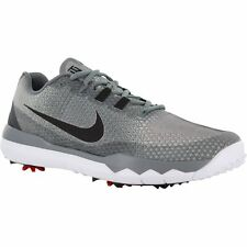 New Nike TW 2015 '15 Tiger Woods Men's Golf Shoes Metallic Silver - Pick Size
