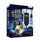 NEW Easy VHS to DVD 3 Plus PC, For Windows 8, 7 Home Premium, Vista, Home Basic