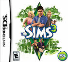 Sims 3 (Nintendo DS, 2010) *Factory Sealed Cellophane