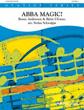 Abba Magic! - Concert Band/Harmonie - Conducteur