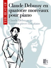 The Best of Claude Debussy - La Fille au cheveux de lin - BOOK