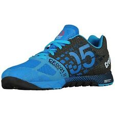 New Reebok Crossfit Nano 5 Men Running Shoes Training Sneaker V65893 Blue Black